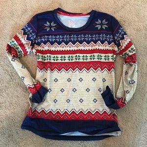 """INKnBURN Tops - Ink n Burn 2014 Holiday """"Sweater"""" 🎄"""